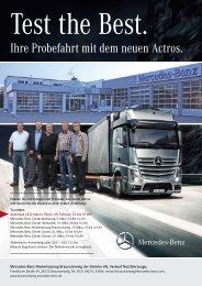 Mercedes-Benz Niederlassung Braunschweig der Daimler AG ...