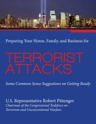 Terrorism Preparedness Manual