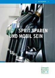 Sprit sparen und mobil sein - Pendler-Service.de