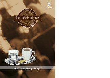 Mit diesen Sets von WMF »KaffeeKultur - Kaffeemaschinen
