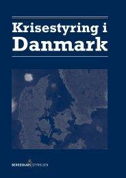 Krisestyring i Danmark