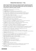 Grammar - Modal Verbs I - Page 2