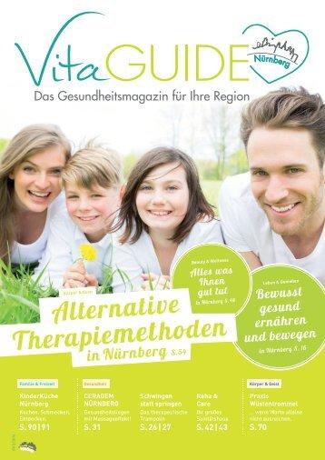 VitaGUIDE Nürnberg – Das Gesundheitsmagazin in Ihrer Region