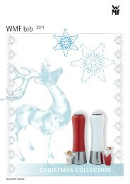 würze Weihnachts - WMF b2b