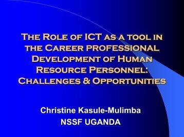 Information and Communication Technology (ICT) - FindaJobinAfrica