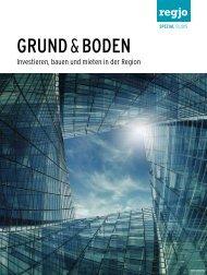 regjo Südostniedersachsen - Heft 1 - 2015 - Sonderbeilage - Grund & Boden