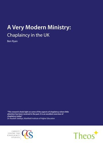 Modern Ministry combined