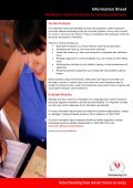 Workplace Health and Safety for Involving ... - Volunteering Qld - Page 3