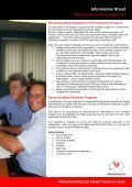 Rationale for involving volunteers - Volunteering Qld - Page 4