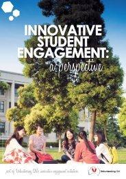 INNOVATIVE STUDENT ENGAGEMENT: - Volunteering Qld