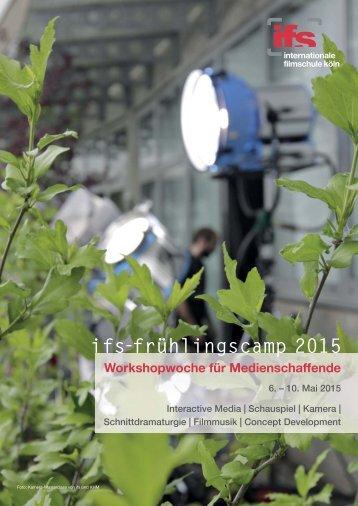 Ausschreibung_ifsFruehlingscamp2015
