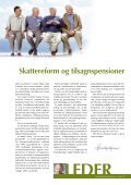 PENSIONISTEN - Statspensionisternes Centralforening - Page 3