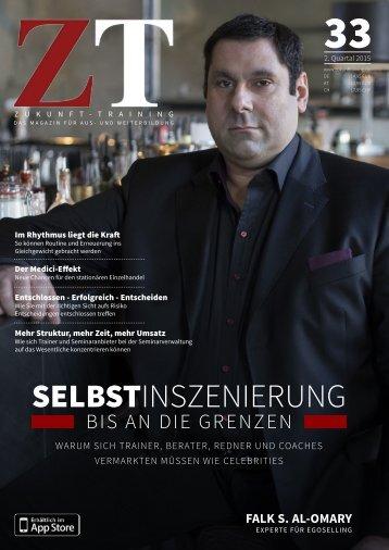 ZT   Ausgabe 33 — Q2/2015