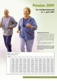 Pension 2009