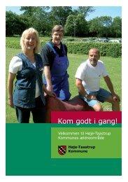 Kom godt i gang! - Høje-Taastrup Kommune