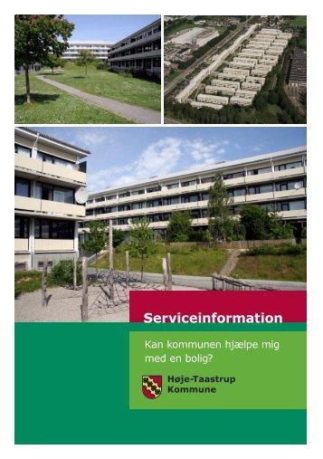 Serviceinformation - Høje-Taastrup Kommune