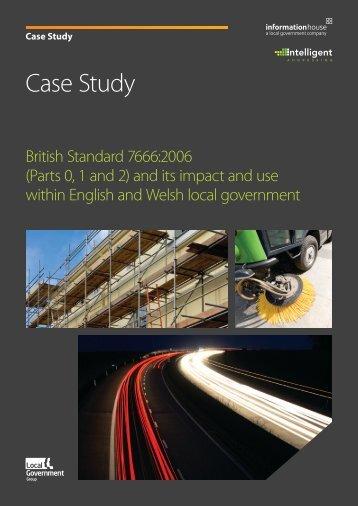 British Standard 7666:2006 - Iahub.net