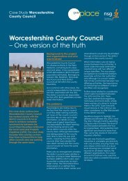 Worcestershire County Council - Iahub.net