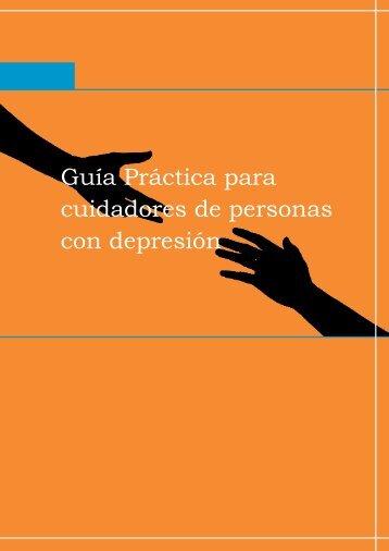 Guía Práctica para cuidadores de personas con depresión