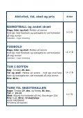 JULEFERIEN 2011 - kokkedal på vej - Page 3