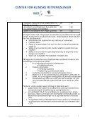 Modtager af faktura - Center for Kliniske Retningslinjer - Page 7