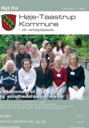 Personaleblad 1-28 oktober.qxd - Høje-Taastrup Kommune