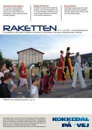 Nyhedsbrev nr. 5 - oktober 2009 - kokkedal på vej