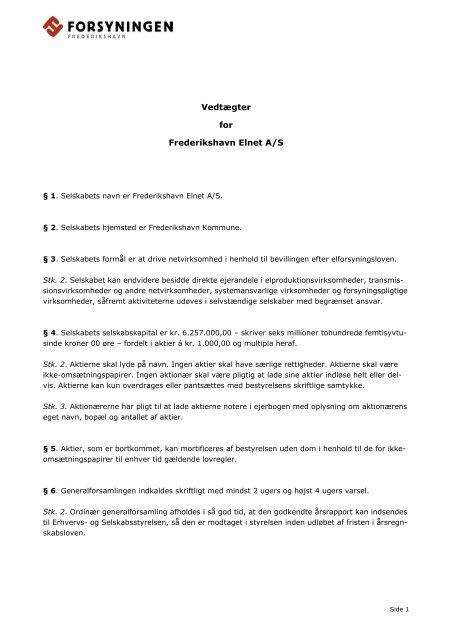 Forslag til nye vedtægter for Frederikshavn Elnet AS.pdf