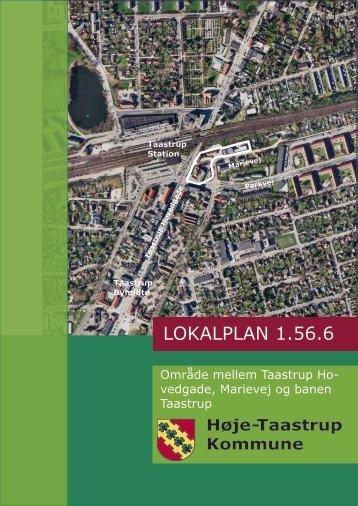 LOKALPLAN 1.56.6 - Høje-Taastrup Kommune