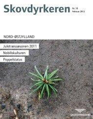 NORD-ØSTJYLLAND Juletræssæsonen 2011 Nobiliskulturen ...