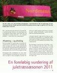NORD-ØSTJYLLAND Juletræssæsonen 2011 Nobiliskulturen ... - Page 3