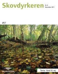 ØST Tema: Vand & vej - Skovdyrkerforeningen