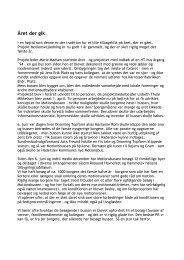 Året der gik - Haderslev i bevægelse - Haderslev Kommune