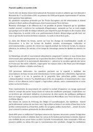 Pouvoirs publics et société civile C'est le titre du ... - Pactes Locaux