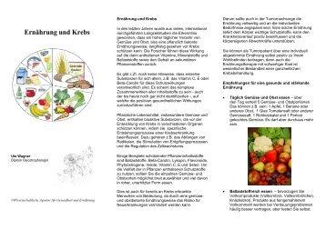 Ernährung und Krebs - Gut essen und gesund leben auf Kreta