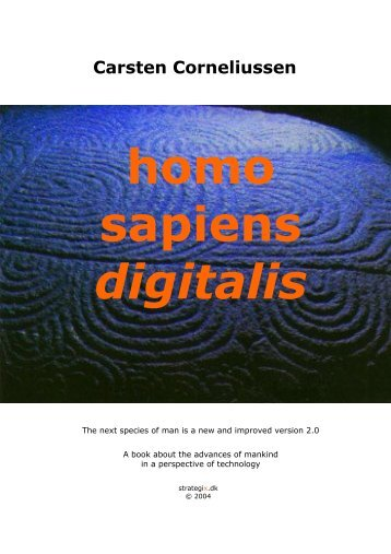 Homo Sapiens Digitalis - strategix.dk