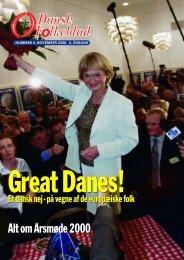 Alt om Årsmøde 2000 - Dansk Folkeparti