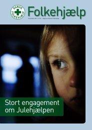 Stort engagement om Julehjælpen - Dansk Folkehjælp