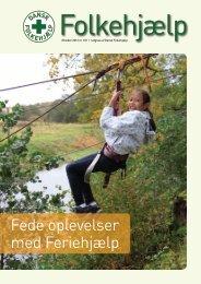 Fede oplevelser med Feriehjælp - Dansk Folkehjælp