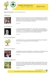 Bedste Ven Nyt maj 2011 - Læs hele ... - Dansk Folkehjælp