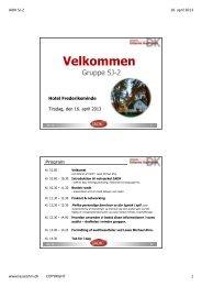 Velkommen, introduktion til IADK & formidling - Lasse Ahm Consult