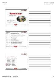 IADK SJ-2 20130924.pptx - Lasse Ahm Consult