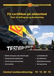 Få certifikat på sikkerhed - Fyns Kran Udstyr A/S