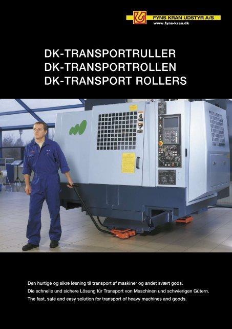 dk-transportruller dk-transportrollen dk-transport rollers - Fyns Kran ...