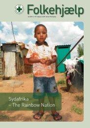 Sydafrika – The Rainbow Nation - Dansk Folkehjælp