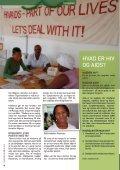 Sydafrika – The Rainbow Nation - Dansk Folkehjælp - Page 6