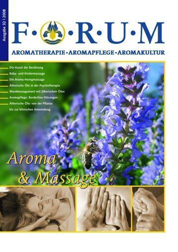 Aroma & Massage Aroma & Massage - Forum Essenzia