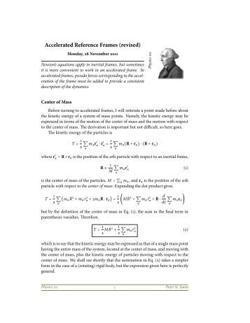 inertial and noninertial frame of reference pdf
