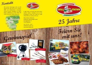 Feiern Sie mit uns! - Witwe Bolte's, Delbrücker Hähnchengrill GmbH