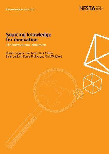 Sourcing knowledge for innovation - Nesta